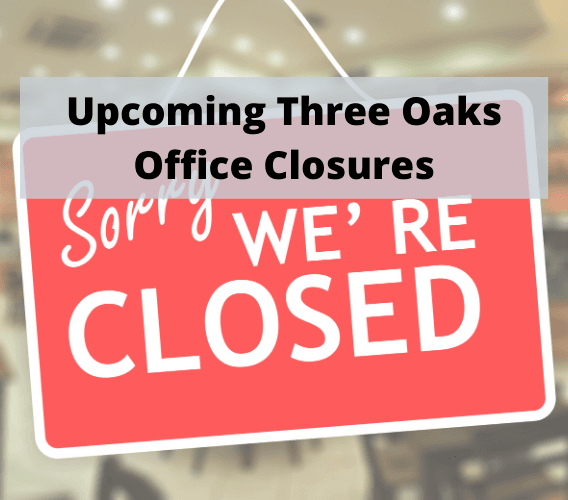 Copy of 3 Oaks Closures