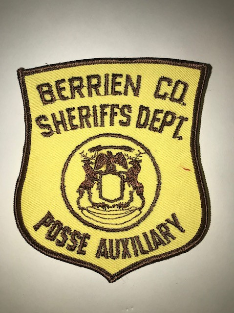 Posse Auxiliary Patch
