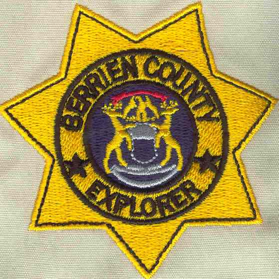 Explorer Star Patch