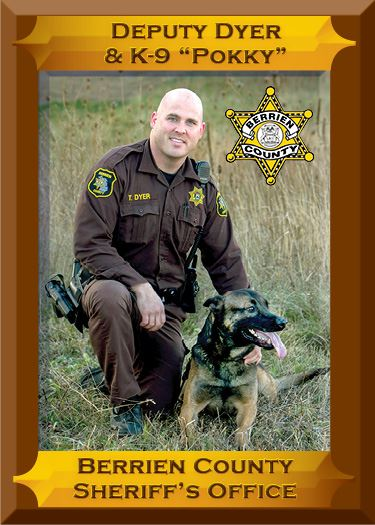 Deputy Dyer and Pokky (Front)
